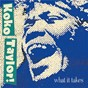 Album What it takes: the chess years (expanded edition) de Koko Taylor