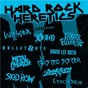 Compilation Hard rock heretics avec Metal Church / Twisted Sister / Dio / Winger / David Lee Roth...