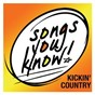 Compilation Songs you know - kickin' country avec Dwight Yoakam / Travis Tritt / Gram Parsons / Willie Nelson