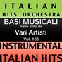 Album Basi musicale nello stilo dei vari artisti (instrumental karaoke tracks) vol. 105 de Italian Hitmakers