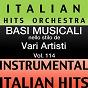 Album Basi musicale nello stilo dei vari artisti (instrumental karaoke tracks) vol. 114 de Italian Hitmakers