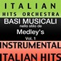 Album Basi musicale nello stilo dei medleys (instrumental karaoke tracks) vol. 1 de Italian Hitmakers