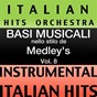 Album Basi musicale nello stilo dei medleys (instrumental karaoke tracks) vol. 8 de Italian Hitmakers