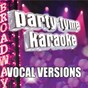 Album Party tyme karaoke - show tunes 2 (vocal versions) de Party Tyme Karaoke