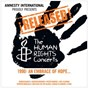 Compilation ¡Released! the human rights concerts 1990: an embrace of hope... avec Sting / Inti-Illimani / Wynton Marsalis / New Kids On the Block / Jackson Browne...
