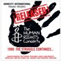 "Compilation Released! - the struggle continues 1998 (live) avec Robert Plant / Bruce Springsteen ""The Boss"" / Peter Gabriel / Youssou N'Dour / Tracy Chapman..."