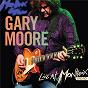 Album Live at montreux 2010 de Gary Moore