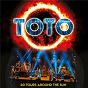 Album Alone (live) de Toto