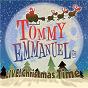 Album Live! Christmas Time de Tommy Emmanuel