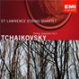 Album Tchaikovsky: string quartets nos. 1 & 3 de Saint Lawrence String Quartet