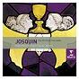 Album Josquin Desprez: Motets and Chansons/Hilliard Ensemble de Paul Hillier / The Hilliard Ensemble / Nicolas Gombert