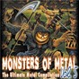 Compilation Monsters of metal vol. 5 avec Korpiklaani / Deathstars / Amorphis / Scar Symmetry / Dimmu Borgir...