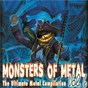 Compilation Monsters of metal vol. 6 avec Belphegor / Dimmu Borgir / Deathstars / Exodus / Sonic Syndicate...