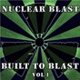 Compilation Built to blast, vol. 1 avec Threshold / Anthrax / Bury Tomorrow / Enslaved / Epica...