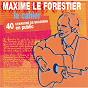 Album Le cahier de Maxime le Forestier