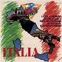 Compilation Musicworld italia avec Francesco de Gregori / Luca Carboni / Domenico Modugno / Bruno Lauzi / Lucio Dalla...