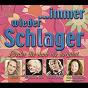 Compilation Immer wieder schlager... avec David Hasselhoff / Cordalis / Die Prinzen / Roland Kaiser / Die Flippers...