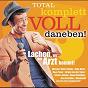 Compilation Total komplett voll daneben avec Hape Kerkeling / Michael Bully Herbig / Rick Kavanian / Christian Tramitz / Studio Braun...