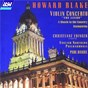 "Album Howard blake: violin concerto ""the leeds""; a month in the country suite; sinfonietta de English Northern Philharmonia / Christiane Edinger / Paul Daniel"