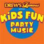 Album Drew's famous presents kids fun party music de The Hit Crew