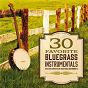 Compilation 30 favorite bluegrass instrumentals avec Wanda Vick / Kevin Williams / Craig Duncan