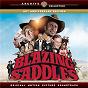 Compilation Blazing saddles (original motion picture soundtrack) avec Madeline Kahn / Frankie Laine / The Hollywood Studio Symphony Orchestra / Cleavon Little / Harvey Korman