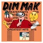 Compilation Dim mak greatest hits 2016: remixes avec Lil Jon / My Chemical Romance / Keys n Krates / Rain Man / Oly...