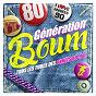 Compilation Génération boum avec Gold / Jeanne Mas / Lio / Stéphanie / Cyndi Lauper...