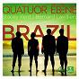 Album Brazil de Quatuor Ébène / Ary Barroso / Bernard Lavillilers / Hermeto Pasquale / Susaye Greene