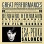 Album Herrmann - the film scores de Bernard Herrmann / Esa-Pekka Salonen