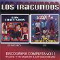 Album Discografía completa volumen 11 de Los Iracundos