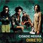 Album Cidade negra direto (ao vivo) de Cidade Negra