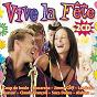 Compilation Vive la fête vol. 1 / vive la fête vol.2 avec Peter Tosh / Sugar Daddy / Azucar Moreno / Line Renaud / David Martial...