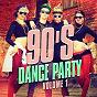 Album 90's dance party, vol. 1 (the best 90's MIX of dance and eurodance pop hits) de 90s Maniacs