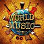 Compilation World music, vol. 3 (the music of cultures) avec Kara / Antonio Arena, Sabina Giavi, Silvio Piersanti / The Relaxing Folk Lifestyle Band / Bagad Mor Gaz / World Music Scene...