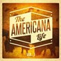 Compilation The americana life, vol. 1 (the american folk music experience) avec Bride & Groom / Vito & the One Eyed Jacks / Mark Cantwil / Kenny Young Band / Joe Farren...