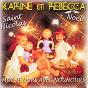 Album Moi je dors avec nounours de Karine et Rebecca