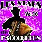 Compilation Les stars de l'accordéon, vol. 18 avec C. Willys / Guy Denys / Maurice Larcange / Maurice Dadier / René Grolier...