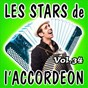 Compilation Les stars de l'accordéon, vol. 34 avec Aurélien Schneider / René Grolier / Alberto Garzia / Jean Dinardo / Guy Denys...