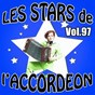 Compilation Les stars de l'accordéon, vol. 97 avec Bernard Marly / Damien Poyard / Manu Maugain / Louis Camblor / Lily Guilloux...