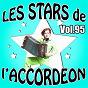 Compilation Les stars de l'accordéon, vol. 95 avec Franck Sallé / Damien Poyard / Louis Camblor / Jérôme-Jean Antoine / Logod Dall...
