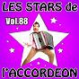 Compilation Les stars de l'accordéon, vol. 88 avec Maurice Larcange / Guy Denys / François Boissonnade / Pascale Andrews / Linda Gracy...