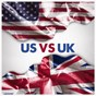 Album Us VS UK (intercontinental hits) de 50 Tubes Au Top / Tubes Top 40