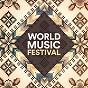 Compilation World music festival avec Stefano Principini / Federico Arena / John Barrett / Antonio Arena, Sabina Giavi, Silvio Piersanti / Loveth Ipc Okoro...