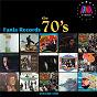 Compilation Fania records: the 70's, vol. one avec Orquesta Revelación / Cheo Feliciano / Willie Colón / Héctor Lavoe / Eddie Palmieri...