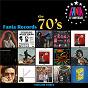Compilation Fania records: the 70's, vol. three avec Jan Hammer / Willie Colón / Héctor Lavoe / Fania All Stars / Ismael Miranda...