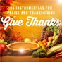Compilation Give thanks: 30 instrumentals for praise and thanksgiving avec Lenny Leblanc / Steven Anderson / Jonathan Firey / Amade String Orchestra / Brian Doerksen...