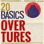 Compilation 20 basics: overtures avec David Blackside / Divers Composers / L'orchestre de la Suisse Romande / Armin Jordan / Ludwig van Beethoven...