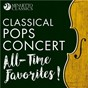 Compilation Classical pops concert: all-time favorites! avec Andrew Lane / Divers Composers / Haenchen Hartmut / Netherlands Philharmonic Orchestra / Richard Strauss...