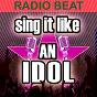 Album Sing it like an idol: radio beat de The Original Hit Makers